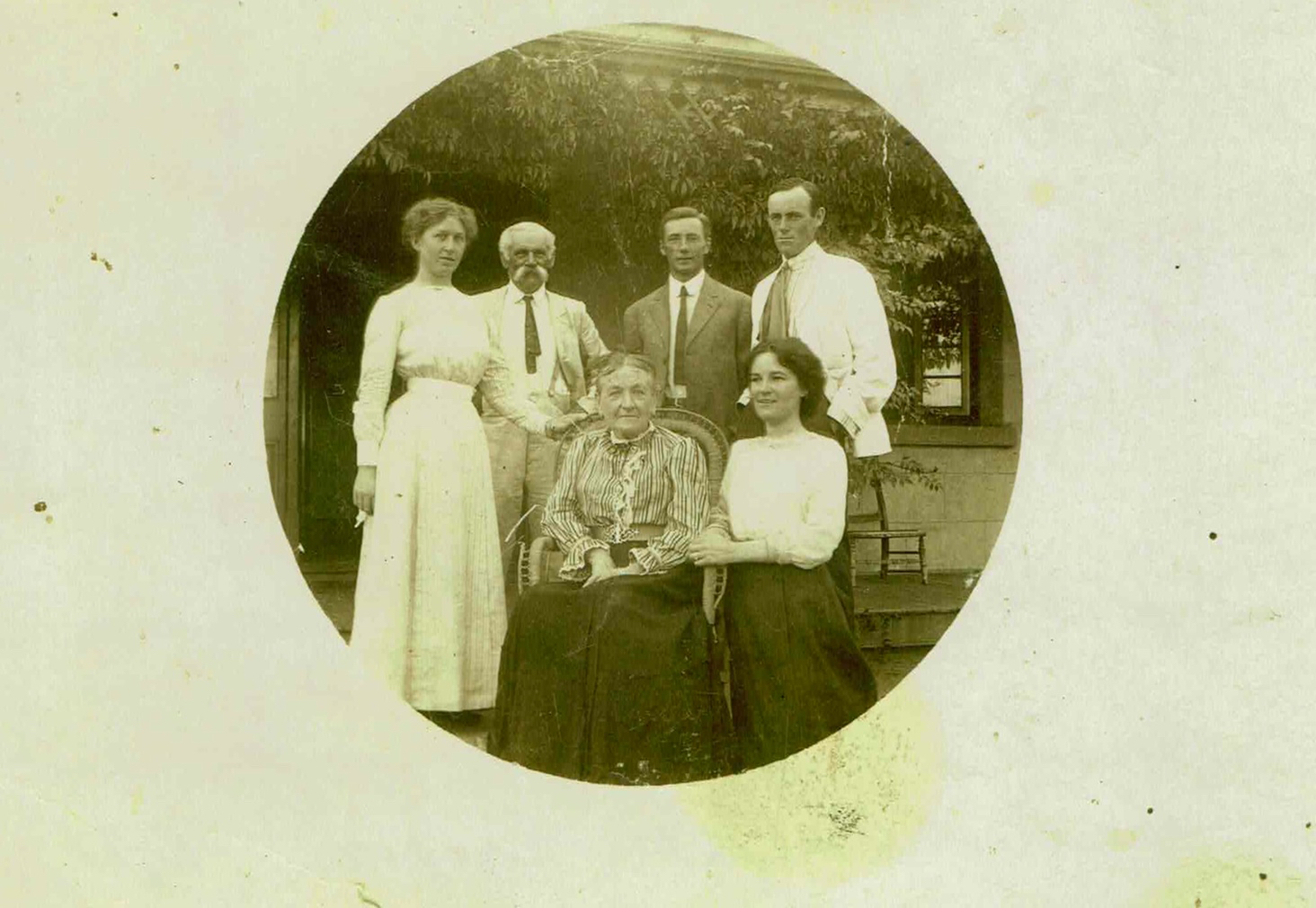 The family of George Charles Knight Gregson GerogeCharlesKG-family