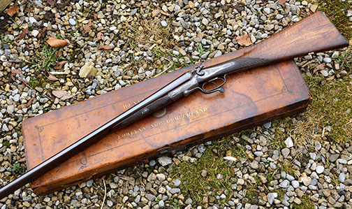 Tony Gregson finds Antique firearm owned by Henry Knight Gregson Hkg-gun2